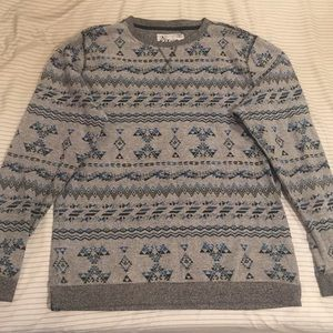 Ezekiel crewneck sweater (ALWAYS OPEN TO OFFERS)